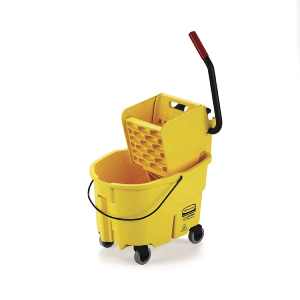 Rubbermaid Commercial Mop Bucket- Wavebrake