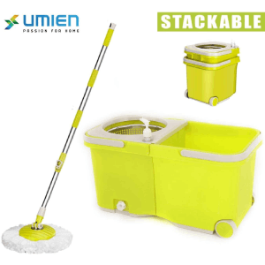 UMIEN Spin Mop