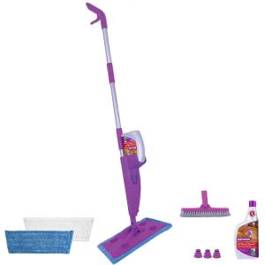 best spray mop for hardwood floors