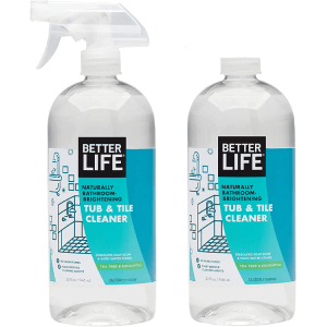 Better Life Natural Tub and Tile Cleaner
