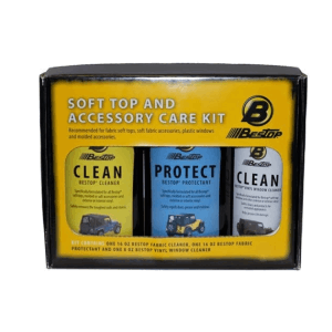 Best Cleaner for Jeep Soft Top