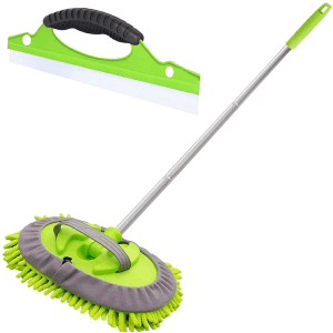 GreatCool 2 in 1 Chenille mop for car wash