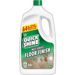Quick Shine Multi-Surface Floor Finish