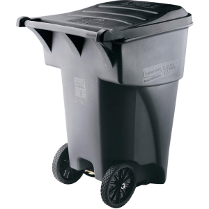 Rubbermaid Commercial Brute Rollout Heavy-duty Waste Container