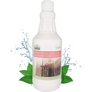 Shower Hard Water Stain Remover