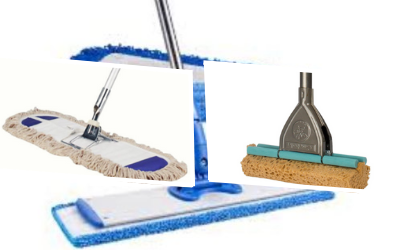 Different Types of Mops