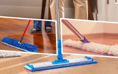 Dry Mopping