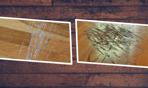 How to Remove Scuff Marks from Hardwood Floor