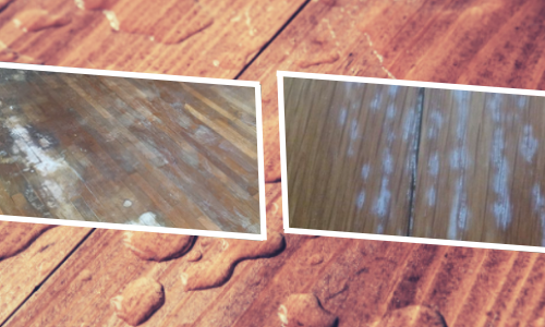 Remove Water stains From Hardwood Floors